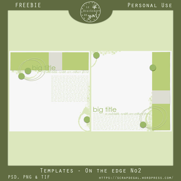 Templates - On the edge No2 Gal-on-the-edge-no2-pv